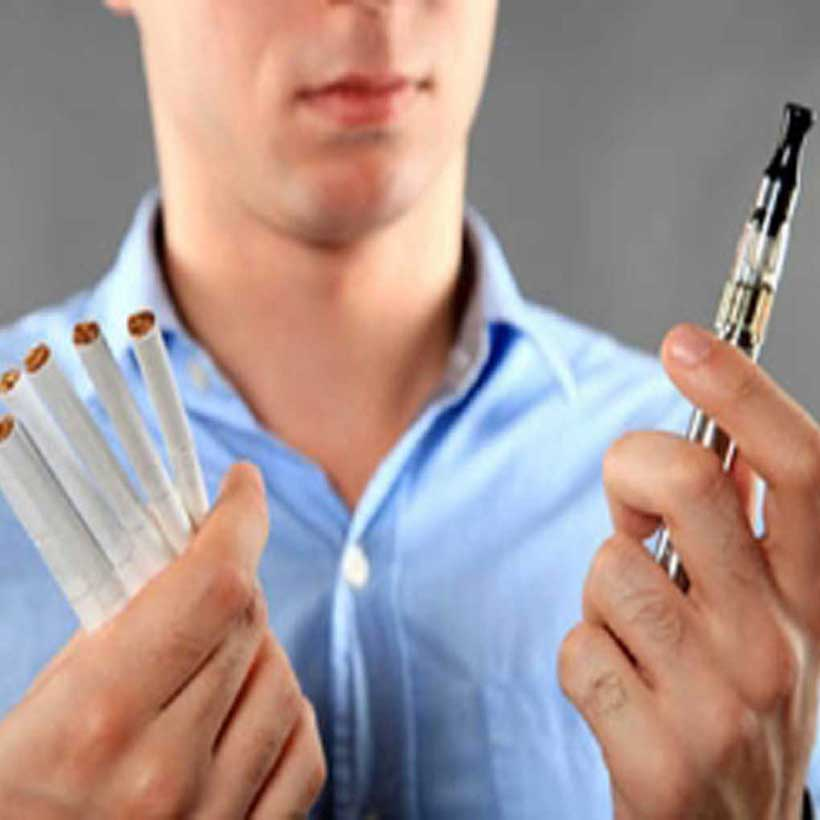 Harm Reversal: E-cigs 96% Safer than Combustible Cigs