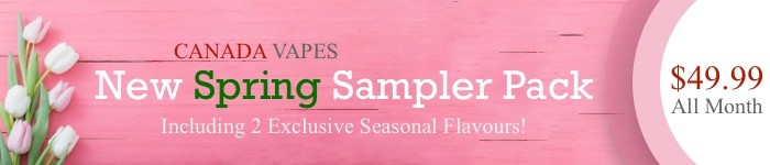 Spring Sampler Mobile Banner