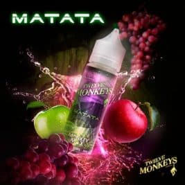 Matata Flavour By Twelve Monkeys