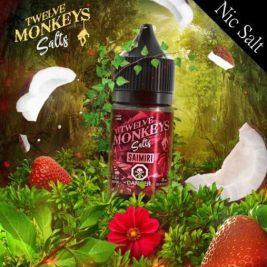 SAIMIRI Flavour By Twelve Monkeys Nic Salts