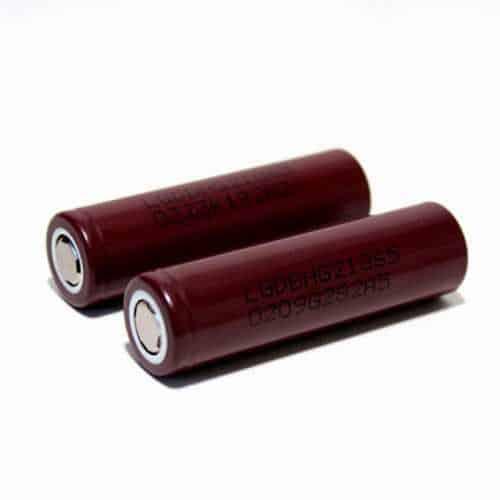 LG HG2 18650mah Battery