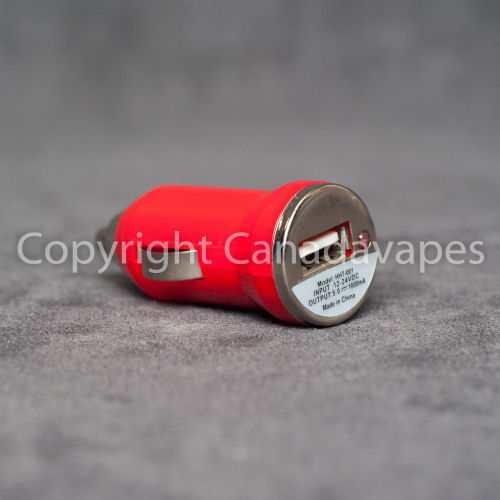 USB Mini Car Charger