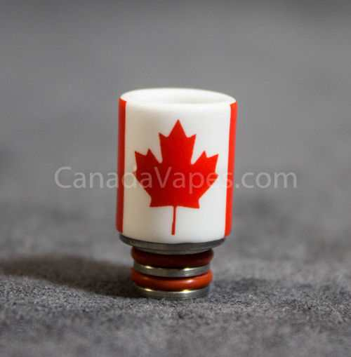 Canadian Flag Mouthpiece