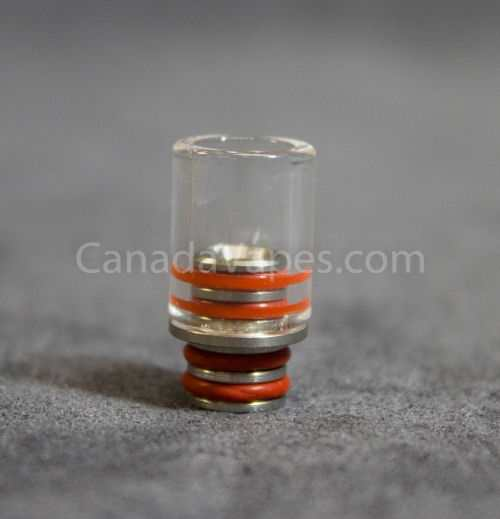 Glass Mouthpiece Clear