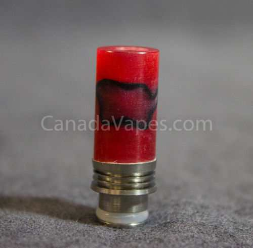 Red Long Acrylic Mouthpiece