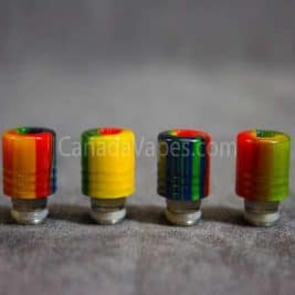 Rainbow Glass Moutpiece