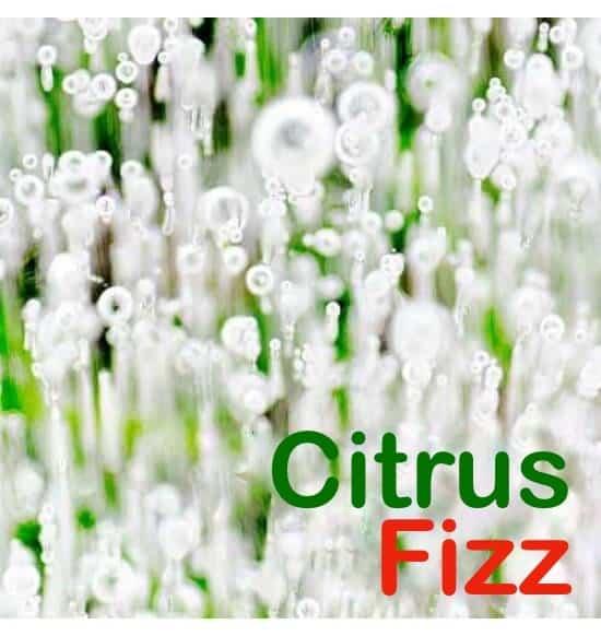 Citrus Fizz flavour e-liquid