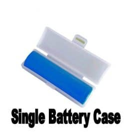 Single Battery Hard Case