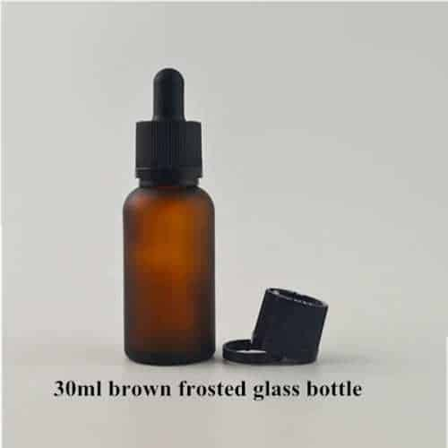 30ml brown Glass Bottle