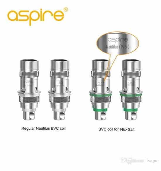 Aspire Nautilus Aio Starter-Kits