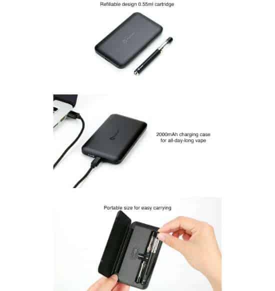 Joyetech eRoll Mac PCC Advanced Kit