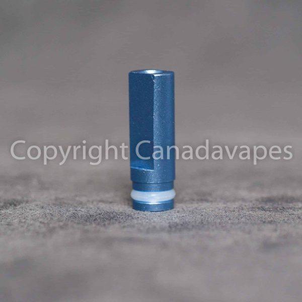 Aluminum Flat Tip Mouthpiece