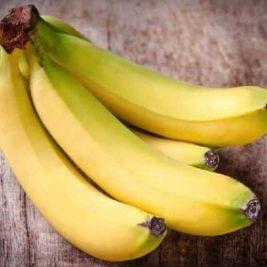 Banana flavour e-liquid
