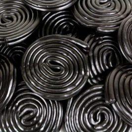 Black Twist licorice eliquid flavour