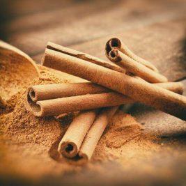 Cinnamon flavour e-liquid