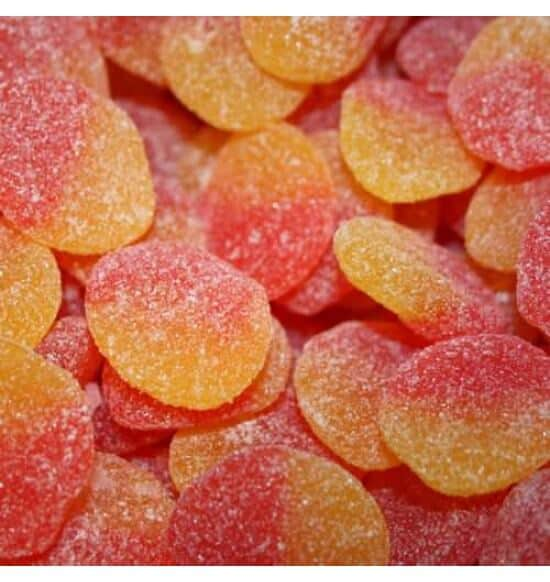 Fuzzy peaches Flavour E-liquid