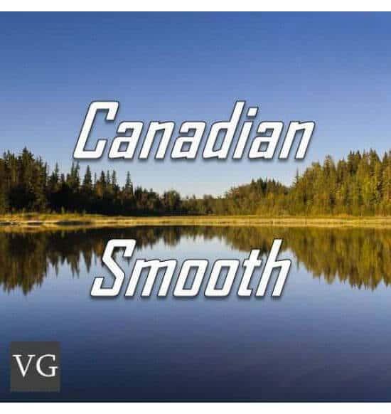 VG Canadian Smooth flavour e-liquid