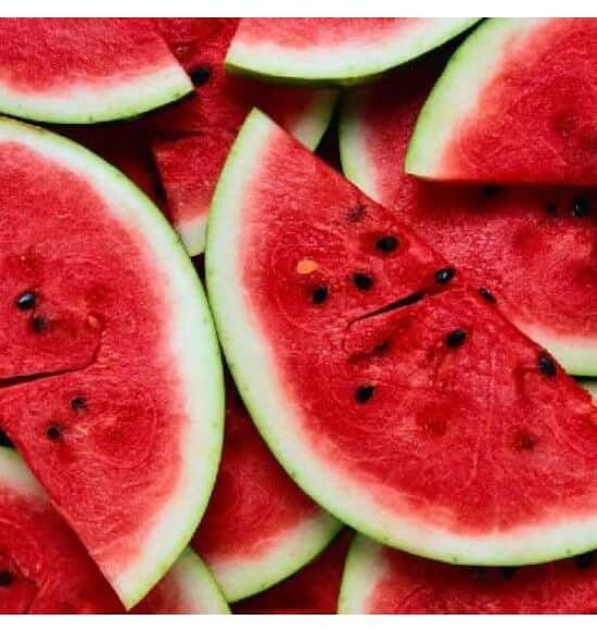 Watermelon flavour e-liquid